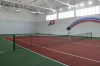 Открытие спортивного зала и теннисного центра в Новомосковске, Фото: 24
