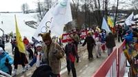Туляки отпраздновали горнолыжный карнавал, Фото: 27