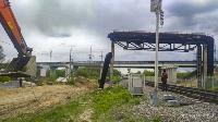 Демонтаж трубопровода у Восточного обвода, Фото: 15