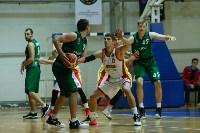 Тульские баскетболисты «Арсенала» обыграли черкесский «Эльбрус», Фото: 8