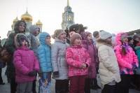 В Тульском кремле открылась новогодняя елка, Фото: 47