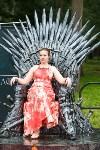 Железный трон в парке. 30.07.2015, Фото: 32