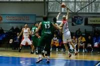 Тульские баскетболисты «Арсенала» обыграли черкесский «Эльбрус», Фото: 21