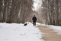 В Центральном парке прошёл рейд по выявлению нарушений выгула собак, Фото: 5