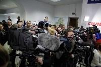 Алексей Дюмин поблагодарил за поддержку, Фото: 1
