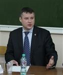 Встреча Дениса Бычкова со студентами иняза ТГПУ, Фото: 4
