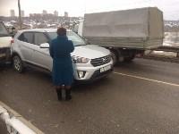 Массовое ДТП под Тулой на Калужской шоссе, Фото: 4