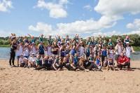 Акробаты и боксеры в летнем лагере, Фото: 125