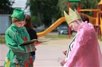 В Туле прошел флешмоб «Читающий парк», Фото: 15