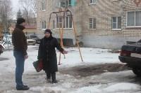 В Алексине прошёл рейд по несанкционированным парковкам, Фото: 3