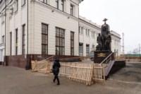 Памятник на площади Московского вокзала, Фото: 4