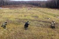 Стрельба, БТР и спасение раненых: в Тульской области бойцы Росгвардии неделю жили в лесу, Фото: 52