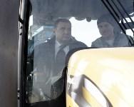 Алексей Дюмин обсудил с тульскими сельхозпроизводителями развитие молочного животноводства, Фото: 16