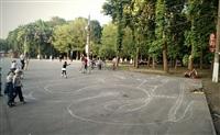 В Центральном парке появилась трасса для радиоуправляемых моделей, Фото: 7