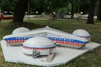 Россия в миниатюре: выставка в Царицыно, Фото: 49