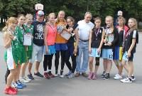 Состоялось первенство Тульской области по стритболу среди школьников, Фото: 19