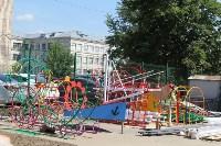 В Туле сотрудники администрации проинспектировали строительство дошкольных учреждений, Фото: 15