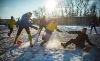 Снежный футбол по-тульски, Фото: 9