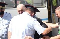 Жуткое ДТП в Суворове: проститься с погибшим полицейским пришли сотни человек, Фото: 27