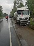 В жутком ДТП под Рязанью погиб житель Тульской области, Фото: 1
