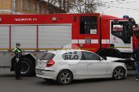 В Туле пожарная машина столкнулась с BMW, Фото: 7