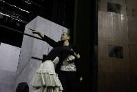 Репетиция в Тульском академическом театре драмы, Фото: 73