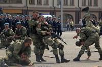 День Тульской дивизии ВДВ: на площади Ленина приземлились парашютисты, Фото: 72