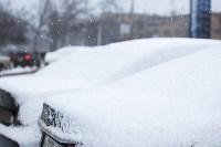 Тула после снегопада. 23.12.2014, Фото: 52