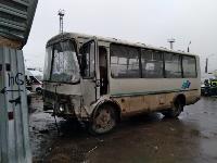 ДТП с автобусом медиков в Туле: у водителя случился инсульт, Фото: 7