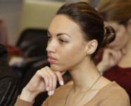 Денис Тихонов и Татьяна Лапаева на встрече с тульскими предпринимателями, Фото: 3