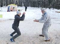 III ежегодный турнир по пляжному волейболу на снегу., Фото: 80