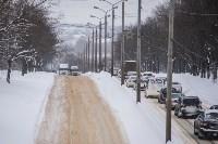 Снегопад в Туле. 19 января 2016 года, Фото: 59