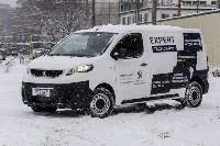 Peugeot Expert и Citroen Jumpy , Фото: 5