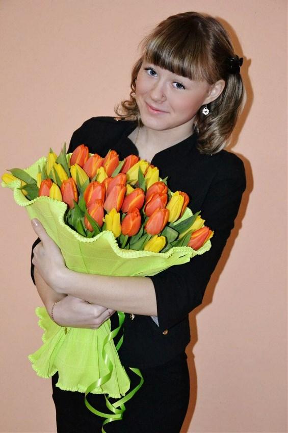 Фотоконкурс Девушка в цветах рекомендации