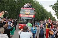 """""""Арсенал"""" в Центральном парке. 16 мая 2014, Фото: 5"""