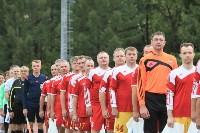 Футбольный матч в День города, Фото: 50