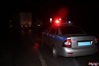 Под Тулой столкнулись грузовой Mercedes и «семерка», Фото: 5