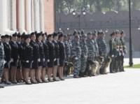 19 сентября в Туле прошла церемония вручения знамени управлению МВД , Фото: 3