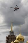 Установка шпиля на колокольню Тульского кремля, Фото: 41