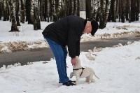 В Комсомольском парке прошёл рейд по выявлению собачников-нарушителей, Фото: 18