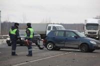 ДТП на трассе М2 12.03.18, Фото: 26