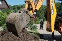 На Косой Горе ликвидируют незаконные врезки в газопровод, Фото: 40