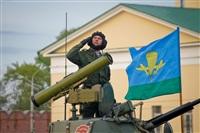 Вторая генеральная репетиция парада Победы. 7.05.2014, Фото: 36