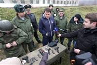 Стрельбы на полигоне в Слободке, Фото: 6