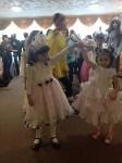 Для детей украинских переселенцев организовали новогоднюю праздничную программу, Фото: 5