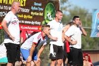 Игроки «Арсенала» награждают победителей Летнего Кубка ТГФФ., Фото: 13