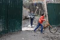 Снос дома в поселке Плеханово, Фото: 6