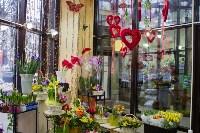Ассортимент тульских цветочных магазинов. 28.02.2015, Фото: 36