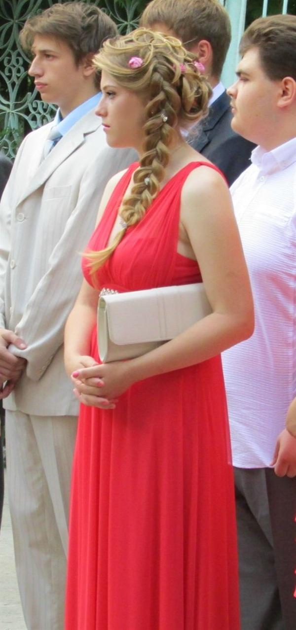 Наталья Филиппова. Длина косы-65см, обхват 9 см