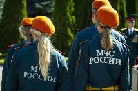 Молодые сотрудники Главного управления МЧС России по Тульской области торжественно приняли присягу, Фото: 29